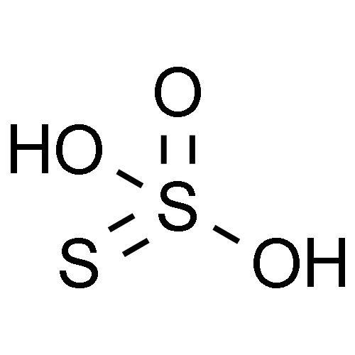 Thiosulfuric acid CAS 13686-28-7