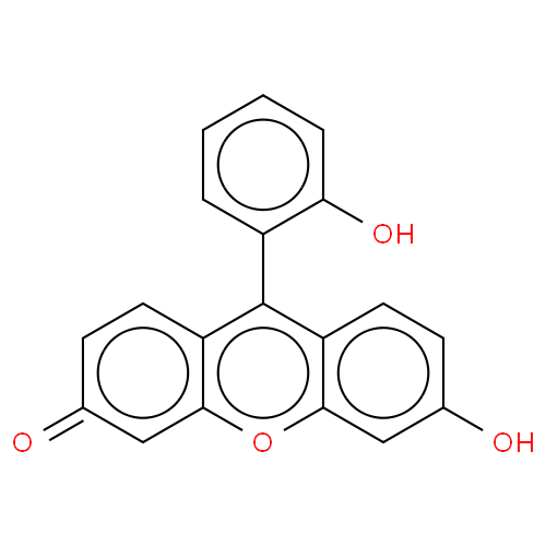 3H-Xanthen-3-one, 6-hydroxy-9-(2-hydroxyphenyl)- CAS 199991-33-8