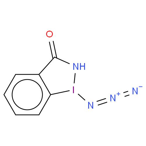 3H-1,2-Benziodazol-3-one, 1-azido-1,2-dihydro- CAS 193882-93-8