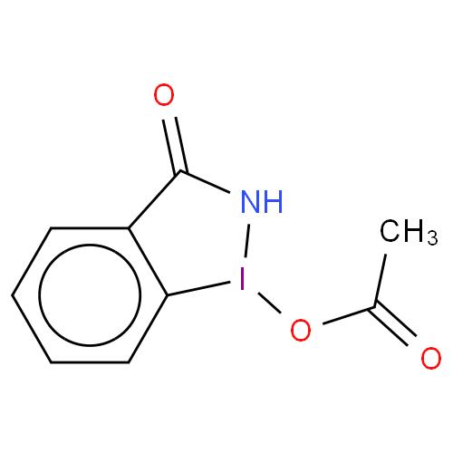 3H-1,2-Benziodazol-3-one, 1-(acetyloxy)-1,2-dihydro- CAS 193882-91-6