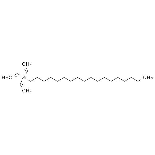 Silane, triethenyloctadecyl- CAS 193828-81-8