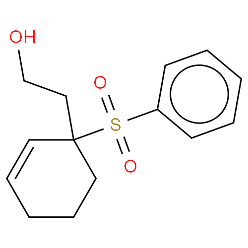2-Cyclohexene-1-ethanol, 1-(phenylsulfonyl)- CAS 193824-92-9