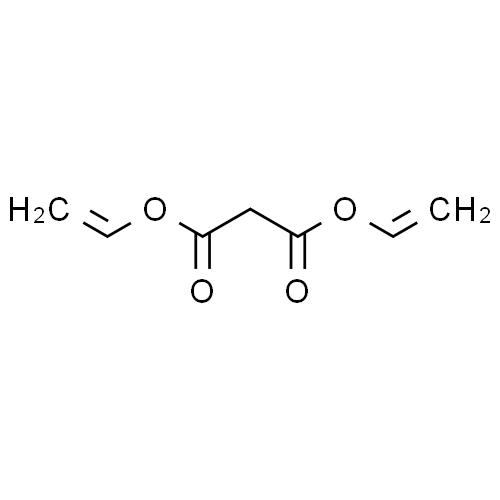 Propanedioic acid, diethenyl ester CAS 19370-93-5