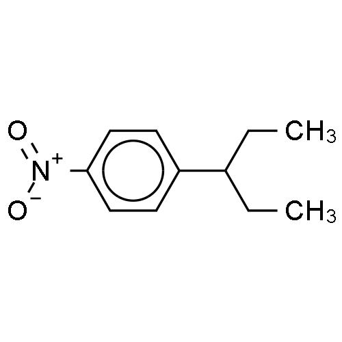 Benzene, 1-(1-ethylpropyl)-4-nitro- CAS 38896-06-9