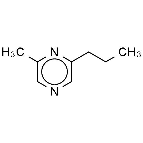 Pyrazine,2-methyl-6-propyl- CAS 29444-46-0
