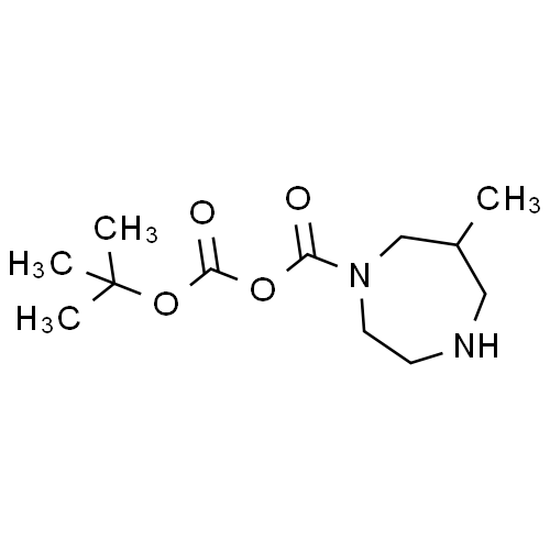 1-Boc-6-Methyl-1,4-diazepane-1-carboxylate CAS 1211595-59-3