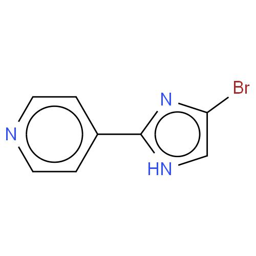 4-(4-bromo-1H-imidazol-2-yl)pyridine  CAS 1260682-35-6