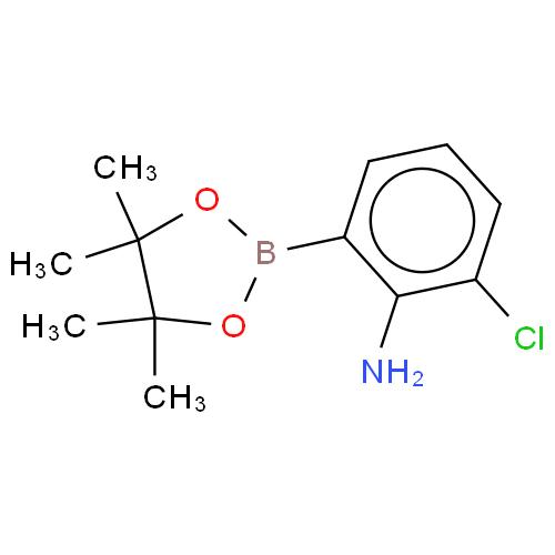 2-chloro-6-(4,4,5,5-tetraMethyl-1,3,2-dioxaborolan-2-yl)aniline CAS 1309982-17-9