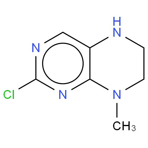 2-chloro-8-methyl-5,6,7,8-tetrahydropteridine  CAS 1314916-25-0