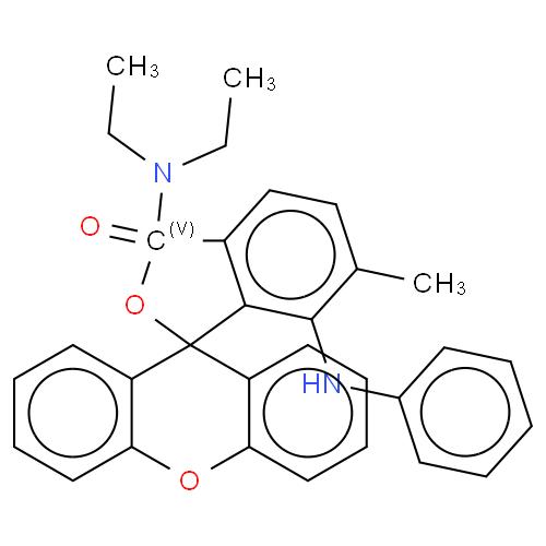 7-Anilino-3-diethylamino-6-methyl fluoran CAS 29512-49-0