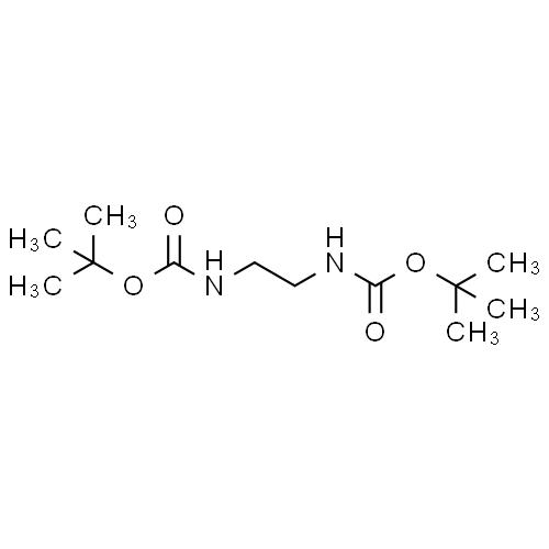 Di-tert-butyl ethane-1,2-diyldicarbamate CAS 33105-93-0