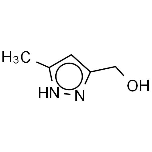 5-Methyl-1H-Pyrazole-3-methanol CAS 29004-73-7