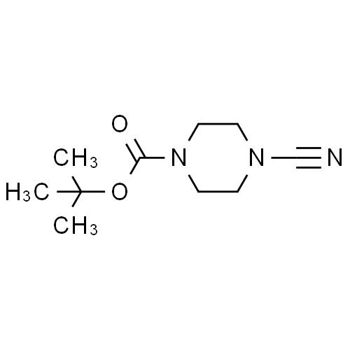 4-Cyanopiperazine-1-Carboxylic Acid Tert-Butyl Ester CAS 113534-02-4