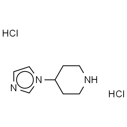 4-(1H-imidazol-1-yl)piperidine dihydrochloride CAS 403492-40-0