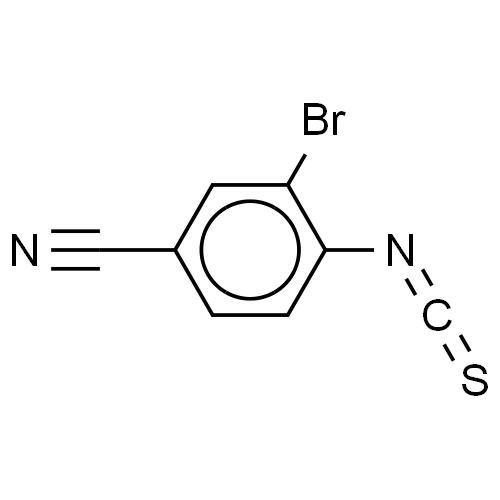 3-Bromo-4-Isothiocyanato-Benzonitrile CAS 1000577-91-2