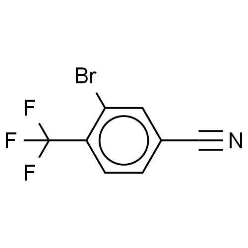 3-Bromo-4-(trifluoromethyl)benzonitrile CAS 1212021-55-0