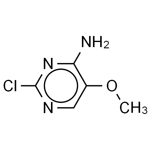 2-Chloro-5-Methoxypyrimidin-4-Amine CAS 99979-77-8